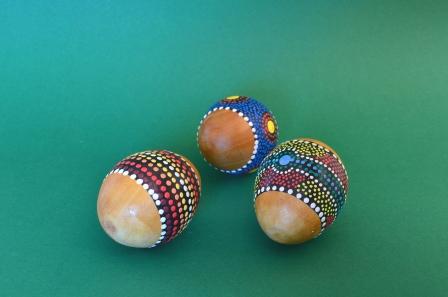 maracas eggs