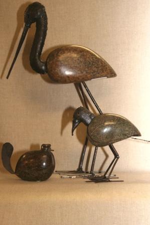 vogels zachte steen scrap metal