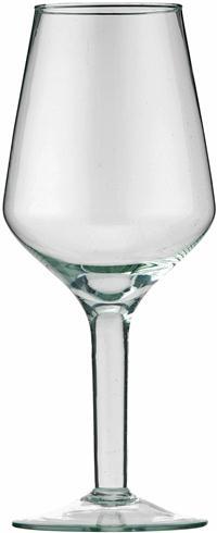 recycled glaswijnglas 19 cm vietnam evenaar