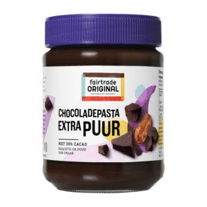 Chocolade Pasta_extra_puur_350gr