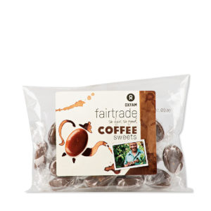 Oxfam coffee sweets