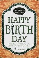 Natural temptation, happy birthday