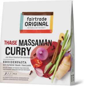 kruidenpasta Thaise Massaman Curry