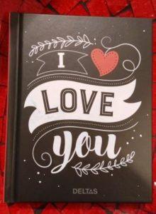 Boek, Valentijn
