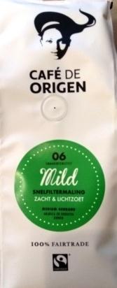 koffie snf Mild_café de Origin 2